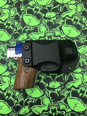 "Raven P25 .25 ACP Tactical Custom IWB Kydex Holster CCW ""INSIDE THE WAISTBAND"""
