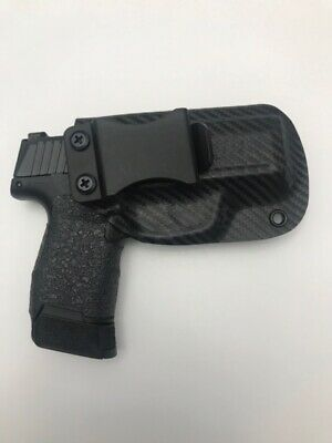 "Taurus 180 Curve 360 Custom Kydex IWB Holster CCW Carry ""INSIDE THE WAISTBAND"""