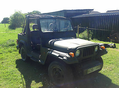 Jeep Body (Asia Rocsta) Ideal Offroad Project Military shooting 2.2 mazda diesel