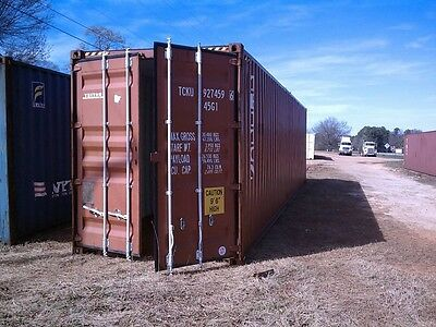 Used 40Ft Shipping Containers  **nationwide Depots**