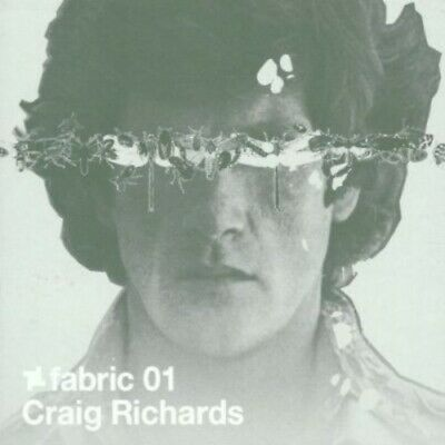 Craig Richards - Fabric 1 [New CD]
