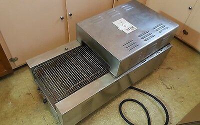 Commercial Restaurant Kitchen Equipment Counter Top Conveyor Toaster Oven Bread