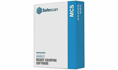 Safescan Money Counting Software MCS 3.2