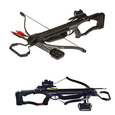 Barnett 78618 Brotherhood M3 Recurve Crossbow Kit