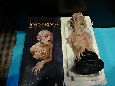 Lord Of The Rings - Smeagol 1/4 Scale Polystone Bust