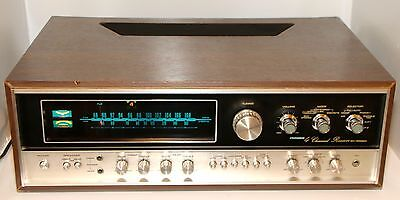 Pioneer QX-8000A 4-Channel Receiver//Vintage Quadraphonic//Tested//Classic
