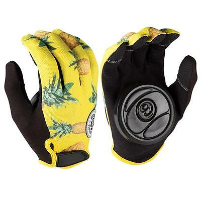 Sector 9 Rush Slide Gloves Yellow S
