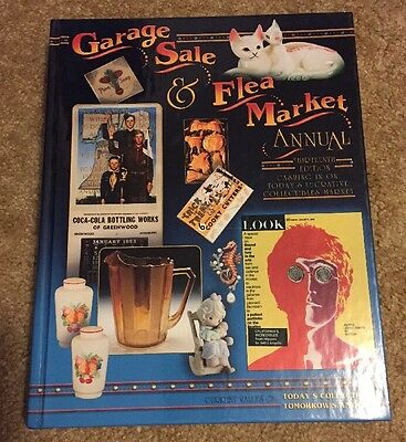 Garage Sale &Flea Market Book
