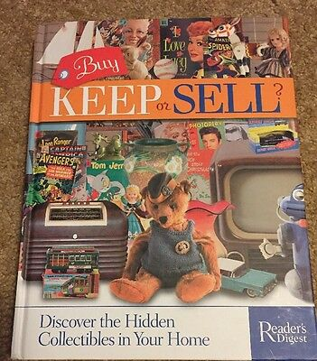 Buy, Keep Or Sell? Discover The Hidden Collectibles In your Home Book