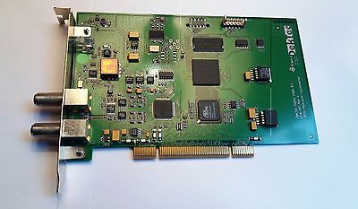 DEKTEC DTA-107 DVB-S2/DVB-S L-Band modulator PCI with StreamXpress Player