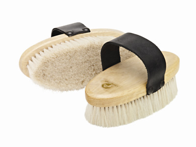 Cottage Craft Small Goat Hair Body Brush