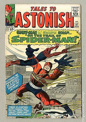 Tales to Astonish (1959-1968 1st Series) #57 VG+ 4.5