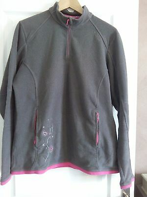 Pull polaire Quechua XL Oxylane