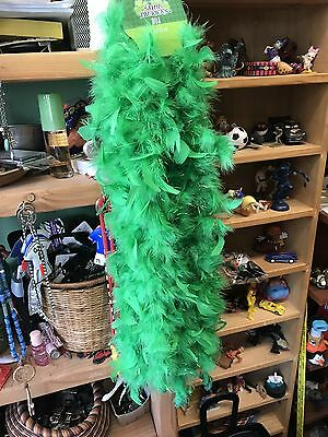 48 Inch Green Feather Boa