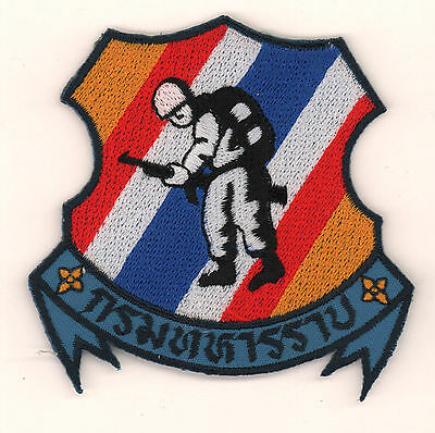 Thailand Foreign  Patch insignia 4