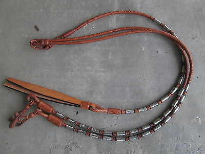 Dale Chavez Romel Reins - Light Oil Used