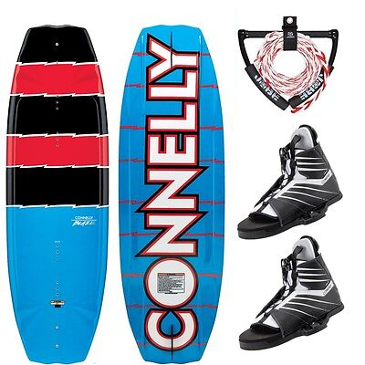CONNELLY BLAZE 140 Wakeboard Package HALE Whale Binding and Barbell