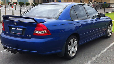 Holden Commodore VT VX VY VZ Sedan Boot WITH Spoiler Gas Struts 1997 to 2006