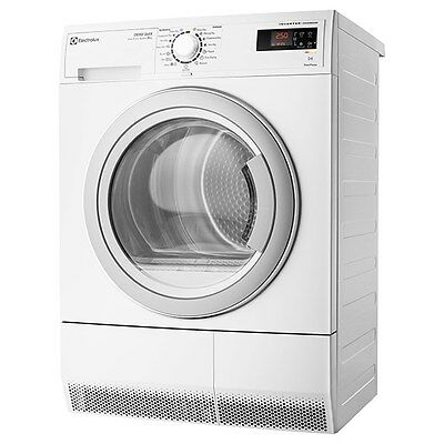 Electrolux 8kg Heat Pump Condenser Dryer - Model: EDH3786GDW