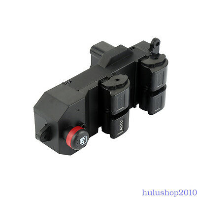 For 2001-2005 Honda Civic LH Electric Window Master Control Switch (Fits: Honda)