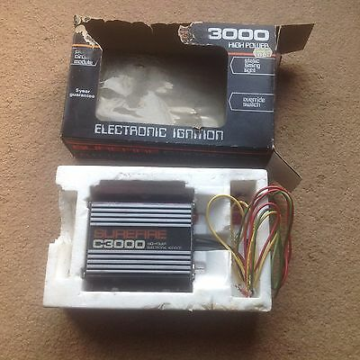 Surefire C3000 Electronic Ignition kit Immobiliser Timing