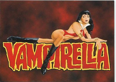 Vampirella 2011 Complete 72 Card Base Set