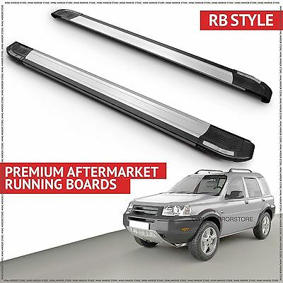 Running Boards Side Steps for Land Rover (RB) Freelander I SWB 1998-2007