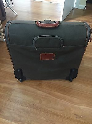 Mulberry suitcase