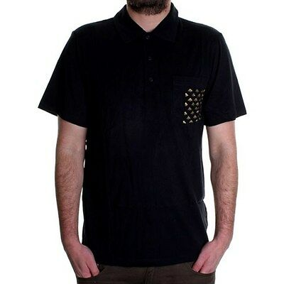Emerica Result II S/S Polo Shirt - Black. Emerica Shoes Emerica Polo 75% OFF RRP