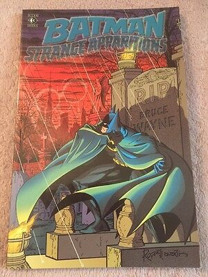 BATMAN STRANGE APPARITIONS GRAPHIC NOVEL 1st EDITION 1999 (issues)