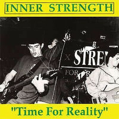 "Inner Strength - Time For Reality 7"" Single"
