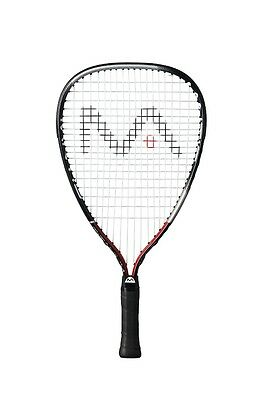 MANTIS Racketball Racket Titanium Comp With cover