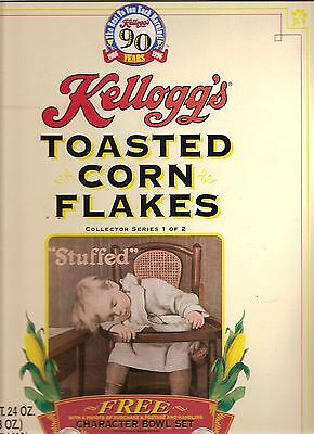 Collectible Cereal Boxes - Various Brands (empty flat boxes sold by the lot).