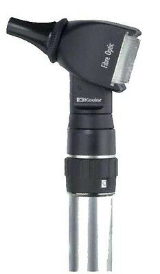 Keeler Fibre Optic Otoscope on 3.6V Rechargeable Handle 1514-P-1144 RRP £353