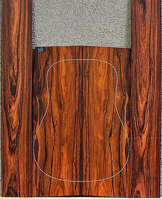 Exotic Mexican Cocobolo      Luthier Tonewood