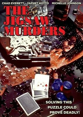 Jigsaw Murders (1989) (2017, REGION 1 DVD New)