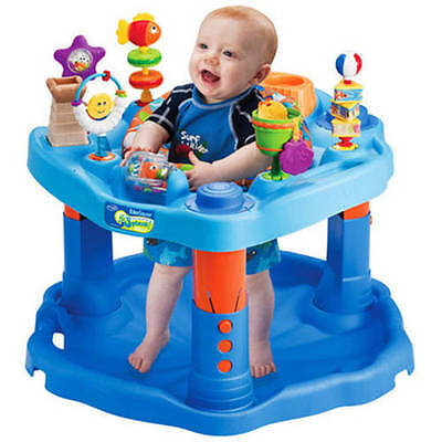 NEW ExerSaucer Replacement Toys Baby Fun Activity Center Adjustable Mega Splash