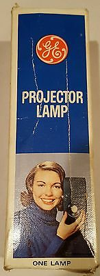GE DDB Projector Lamp Bulb 125v 750w New Old Stock