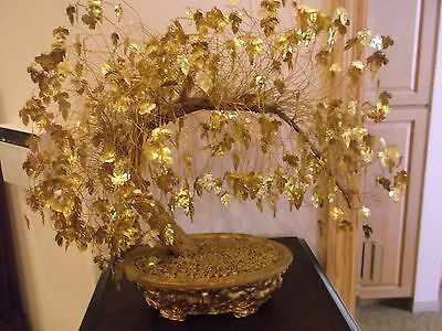 Large Gold Leaf Dream Tree