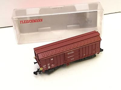 Fleischmann 8388 N Gauge DB Sliding Roof Wagon
