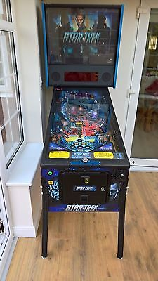 Star Trek Pinball Machine (Home Use Only) with mods