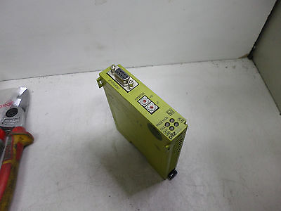 PILZ PNOZ SAFETY RELAY -- PROFIBUS DP SLAVE MODULE -- PNOZ mc3p -- 773721