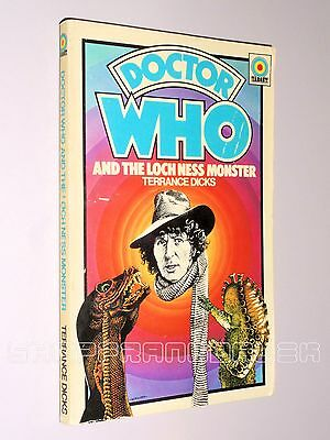 Doctor Who and the Loch Ness Monster (Target books)