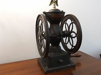 Antique Coffee Grinder Enterprise 1873