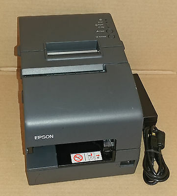 Epson TM-H6000IV USB Multifunction POS Printer with Power Supply Excellent Work