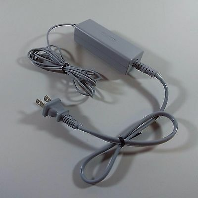 Genuine Official Nintendo Wii U Gamepad Charging Cable Ac Adapter Wup-011 (B2200