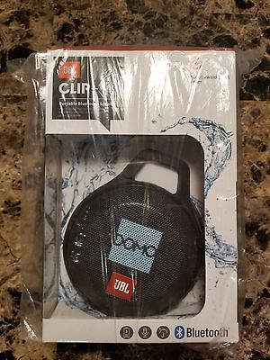 JBL Clip + Plus - Splashproof Portable Bluetooth Speaker - NEW IN BOX
