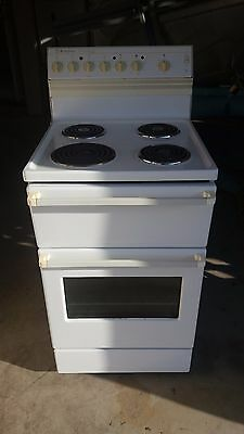 Westinghouse Silhouette Series Stove and Oven