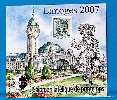 Limoges    France Bloc Cnep N°48  Neuf ** Luxe Mnh Bd90