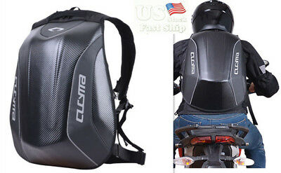 Motorcycle Air Flow Backpack Motorsports Track Riding Back Pack Stealth No Drag
